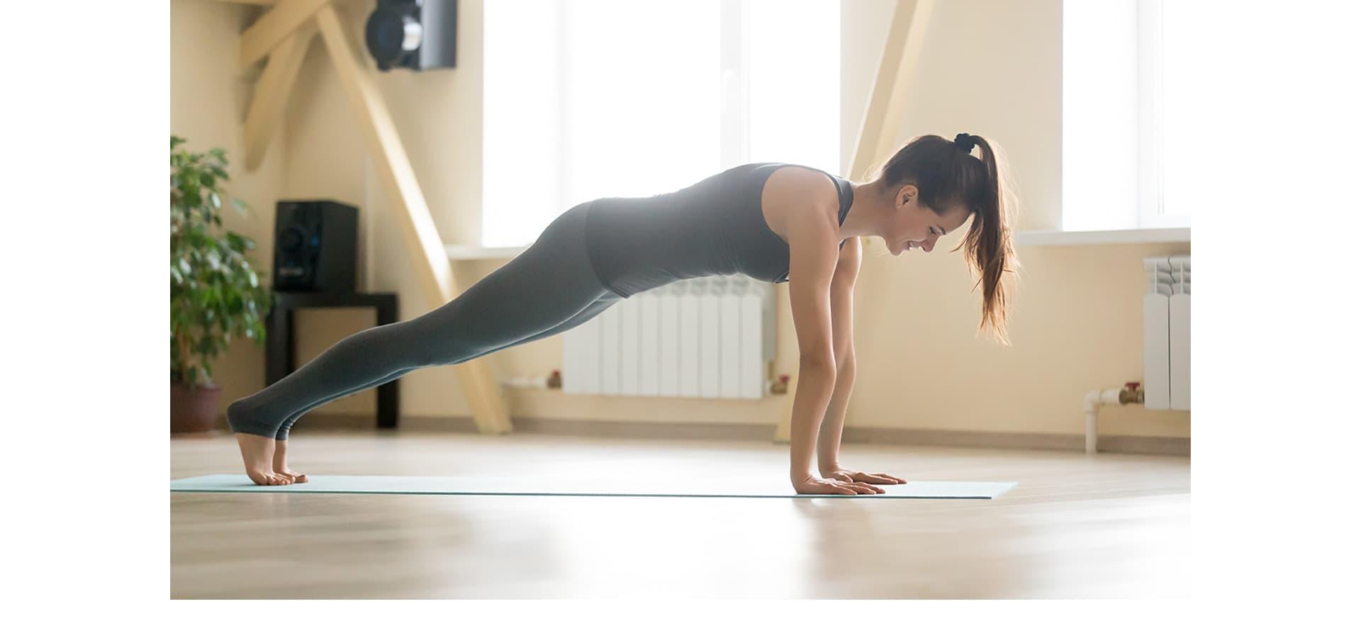 9 Exercices Pour Garder La Forme A La Maison Envie De Plus